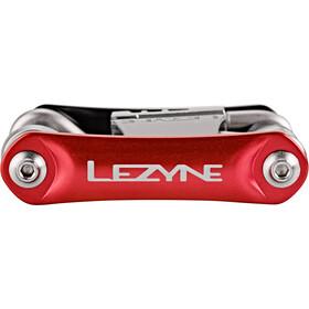 Lezyne RAP-14 Cykelværktøj rød/sort